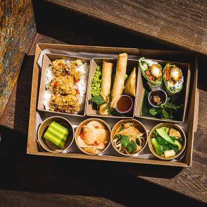 Streetfood Box Chicken