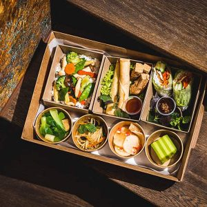 Streetfood Box Veggie