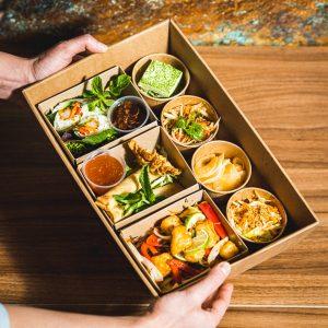 Streetfood Box Seafood