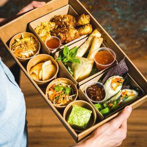 Streetfood Pork Box